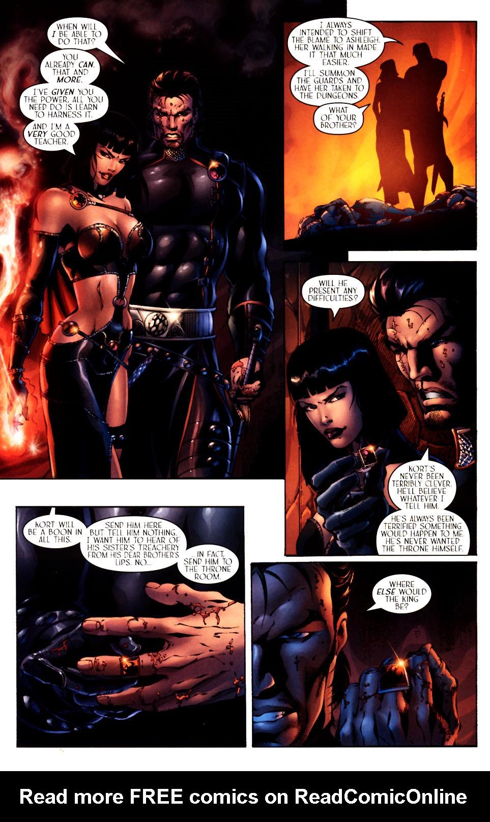 Read online Scion comic -  Issue #12 - 18