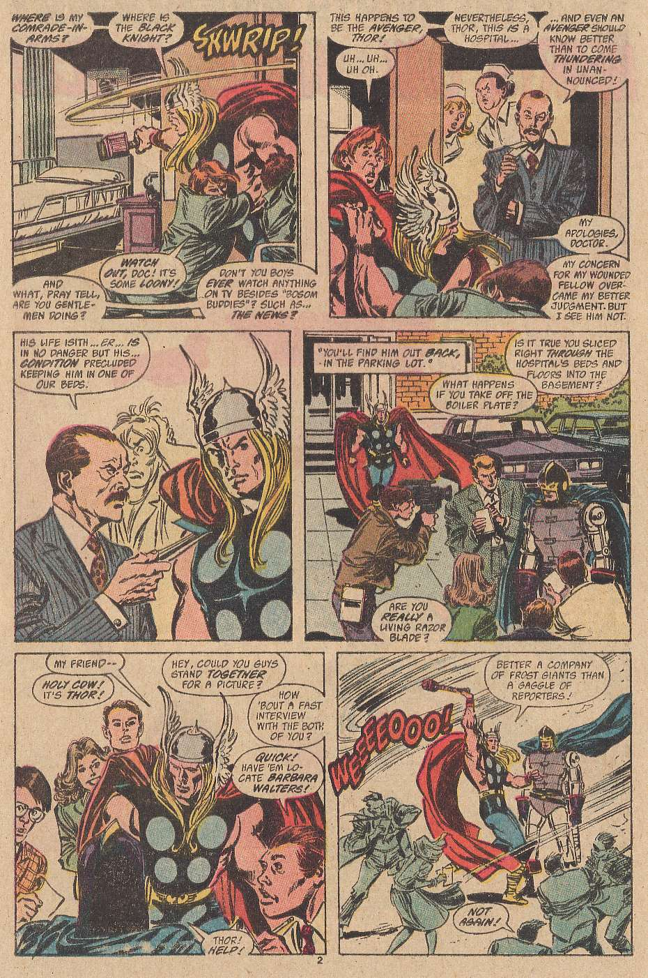 The Avengers (1963) 296 Page 2