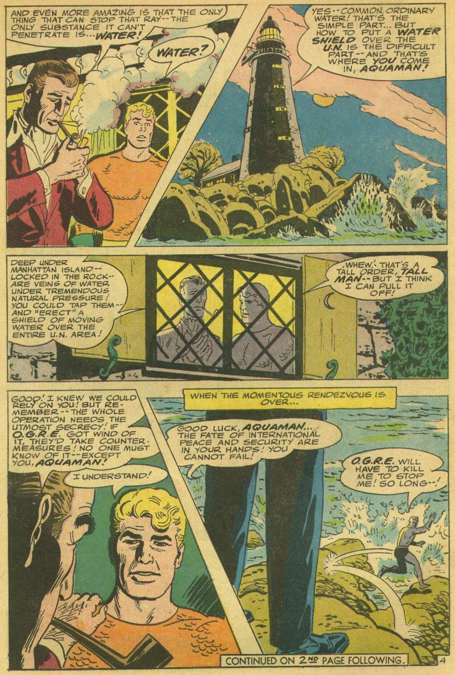 Read online Aquaman (1962) comic -  Issue #31 - 6