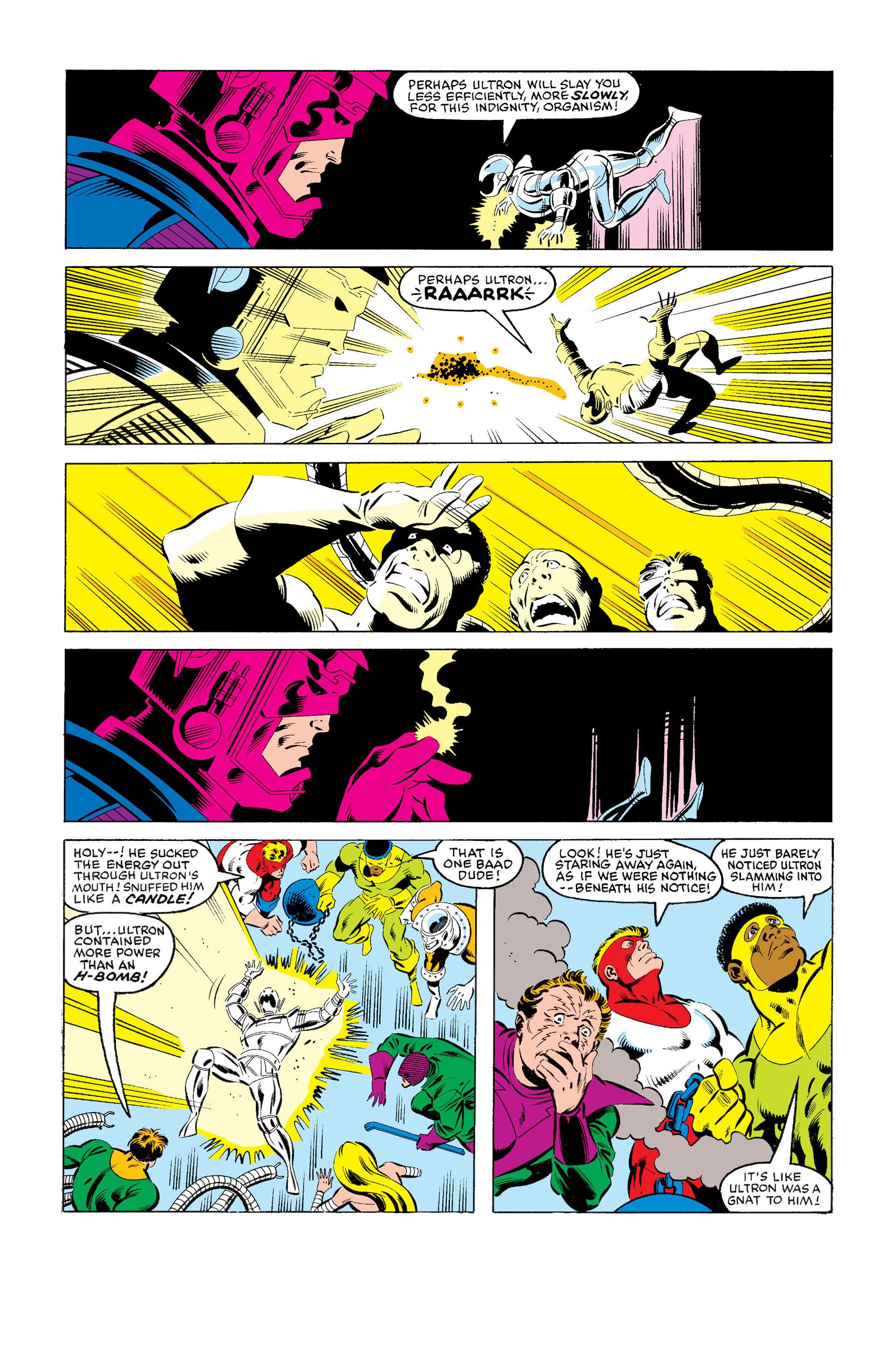 Read online Secret Wars (1985) comic -  Issue #1 - 10