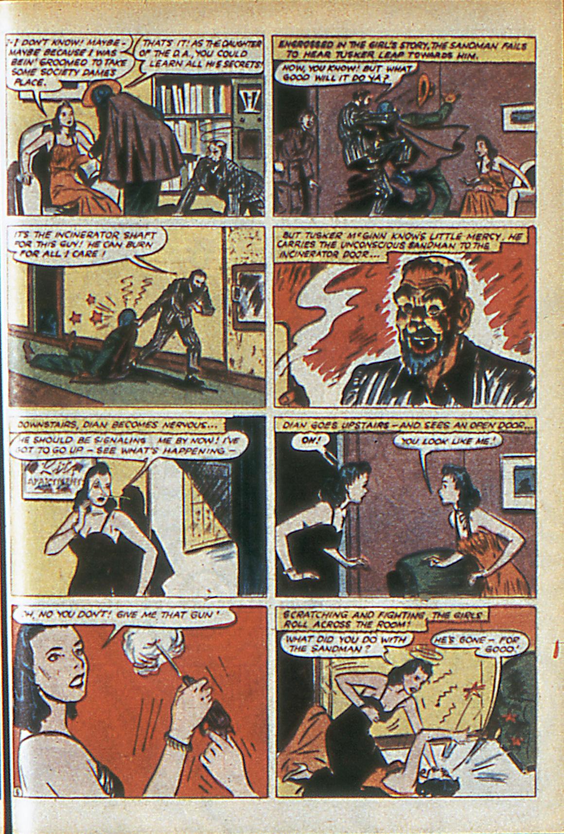 Read online Adventure Comics (1938) comic -  Issue #60 - 62