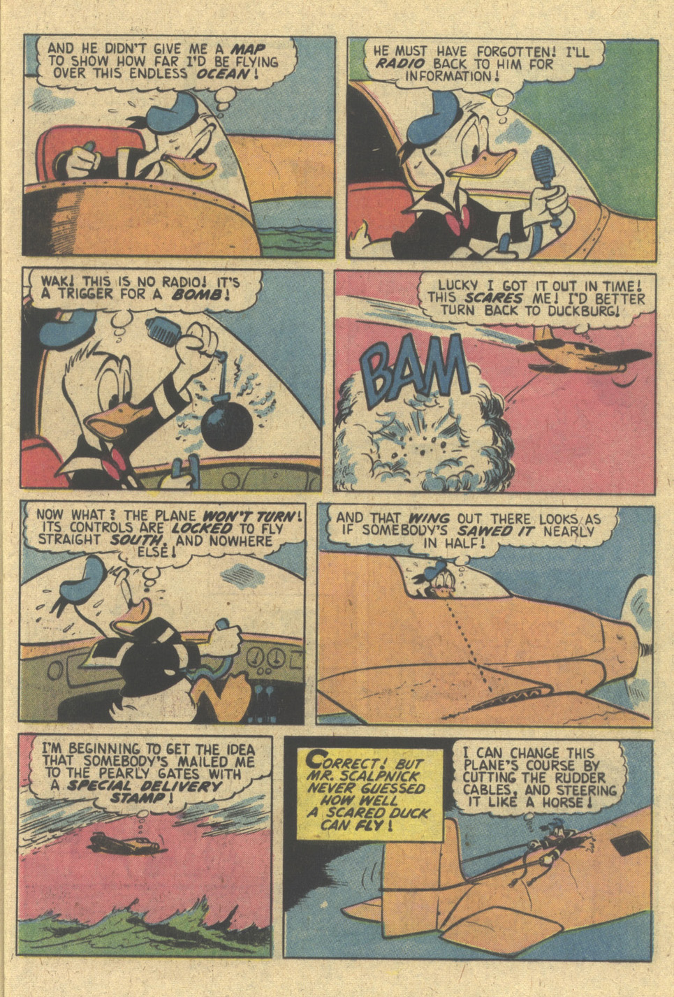 Read online Uncle Scrooge (1953) comic -  Issue #152 - 9