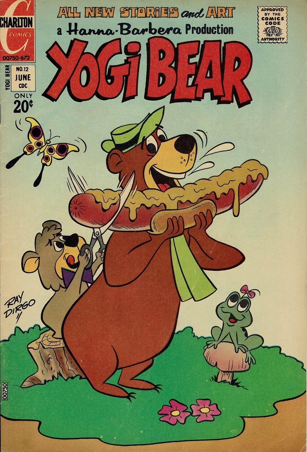 Yogi Bear (1970) 12 Page 1