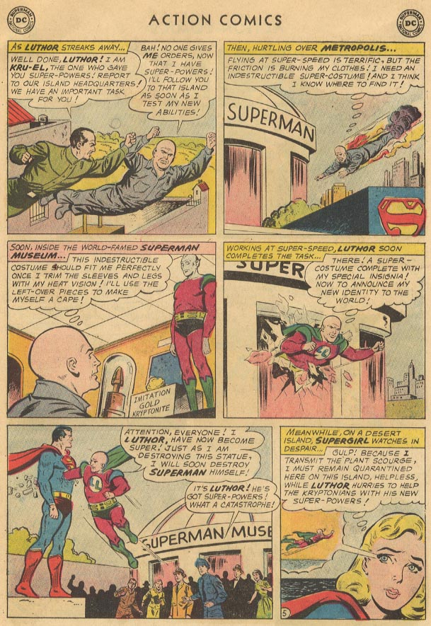 Read online Action Comics (1938) comic -  Issue #298 - 23