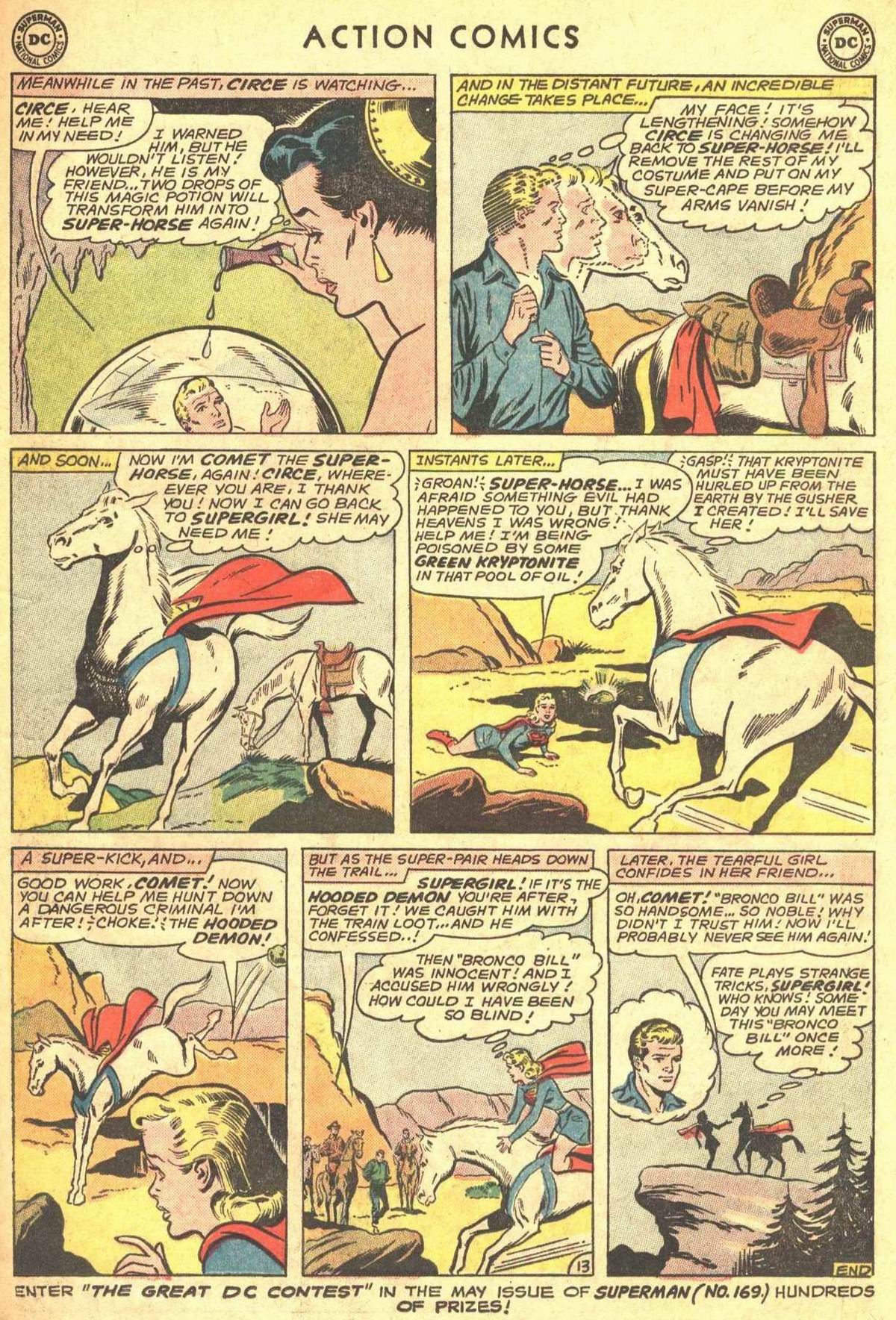 Action Comics (1938) 311 Page 30