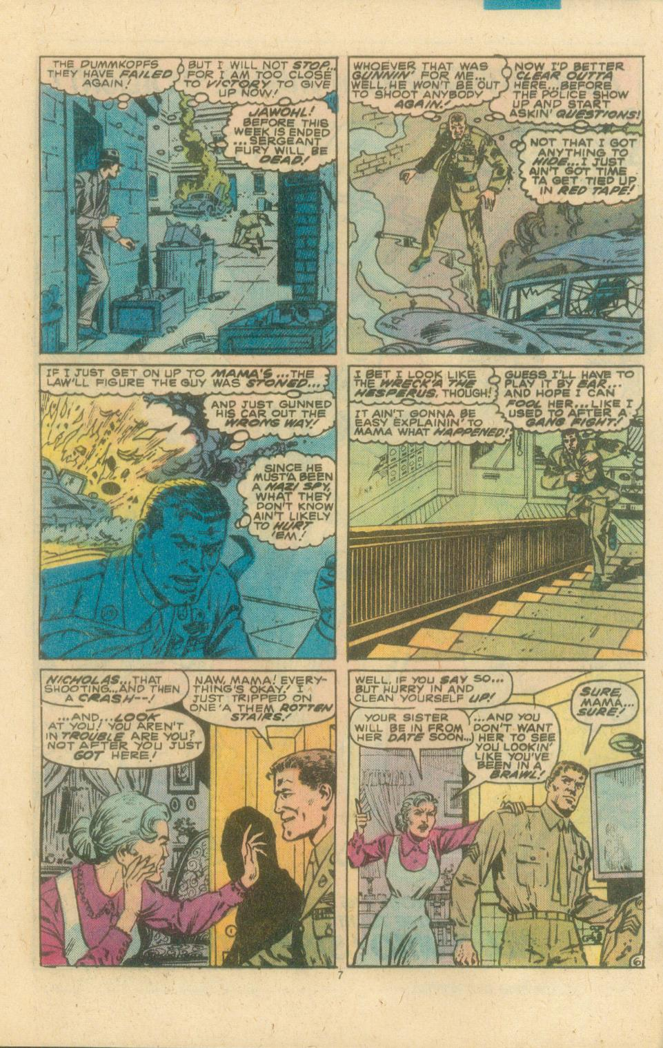 Read online Sgt. Fury comic -  Issue #162 - 9