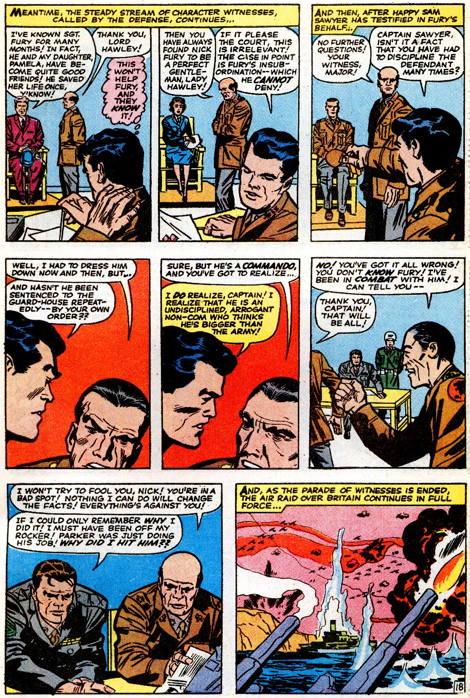 Read online Sgt. Fury comic -  Issue # _Special 5 - 61