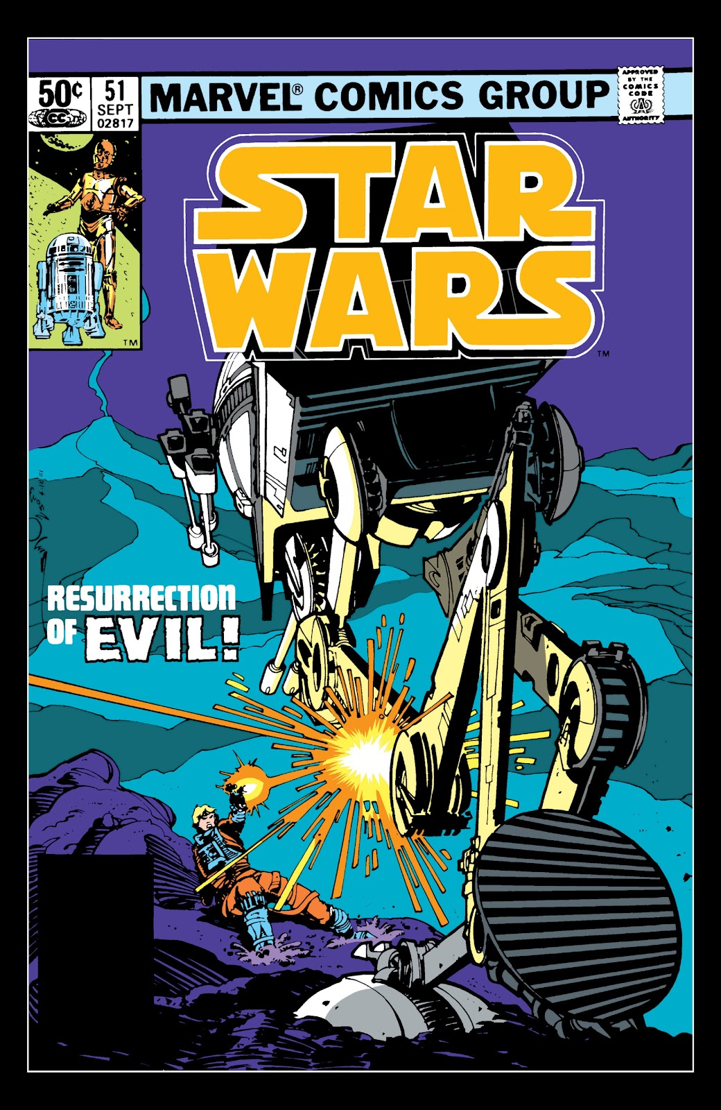 Read online Star Wars Legends: The Original Marvel Years - Epic Collection comic -  Issue # TPB 3 (Part 3) - 68