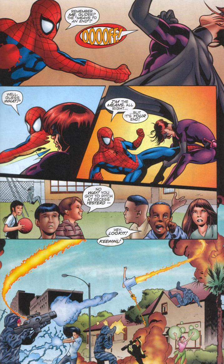 Read online Spider-Man/Gen13 comic -  Issue # Full - 42
