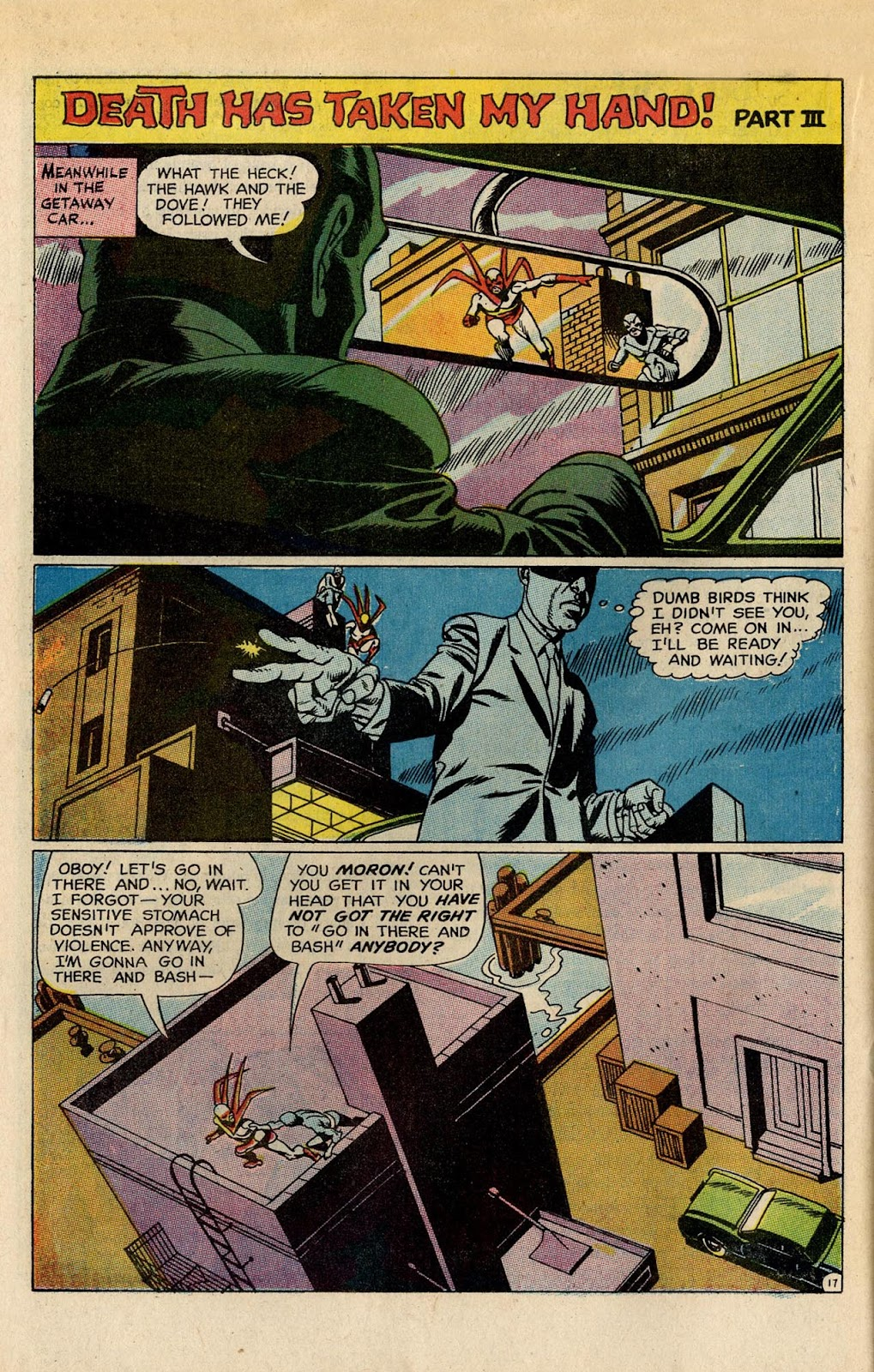 The Hawk and the Dove issue 5 - Page 22