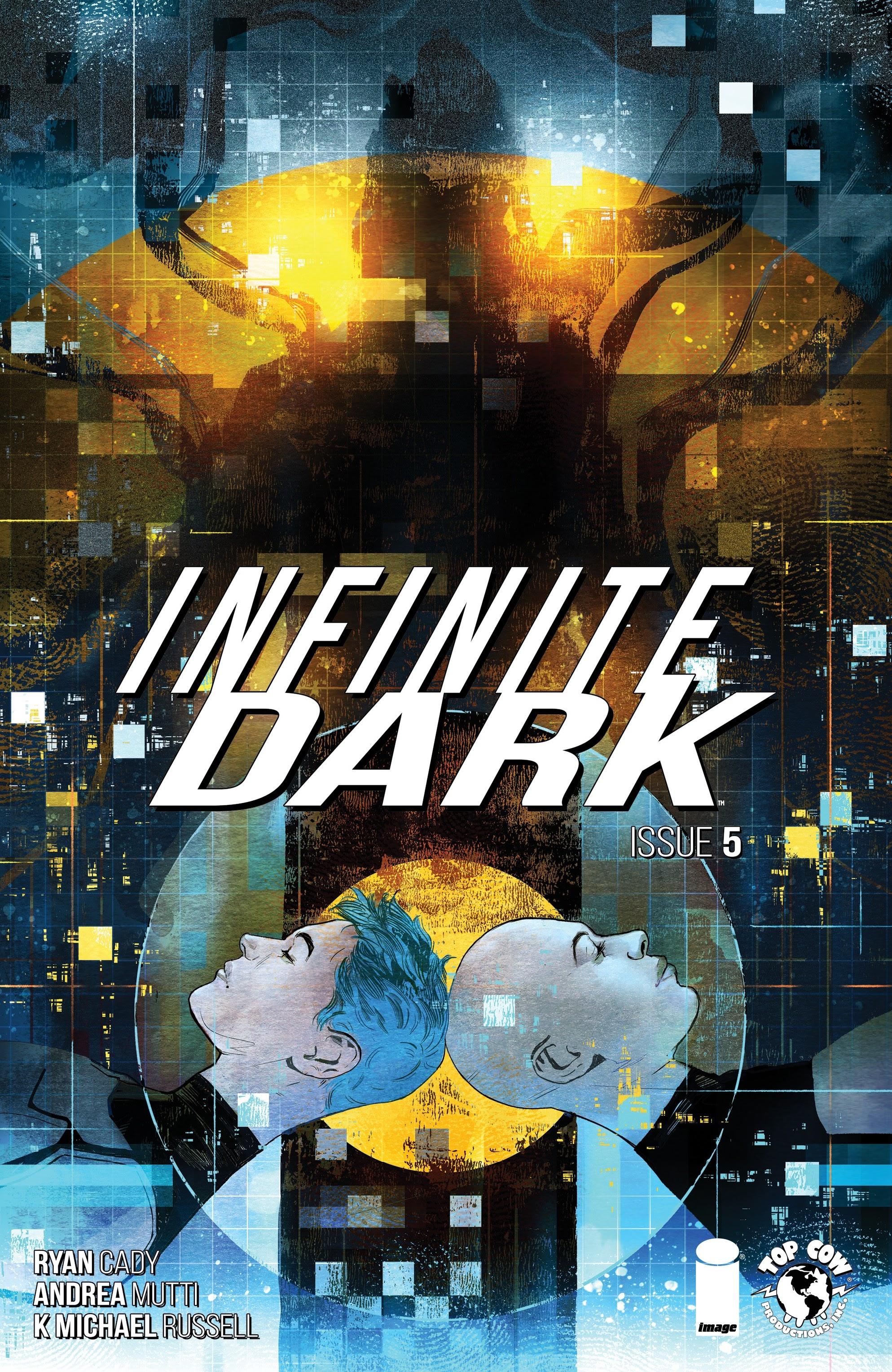 Infinite Dark 5 Page 1