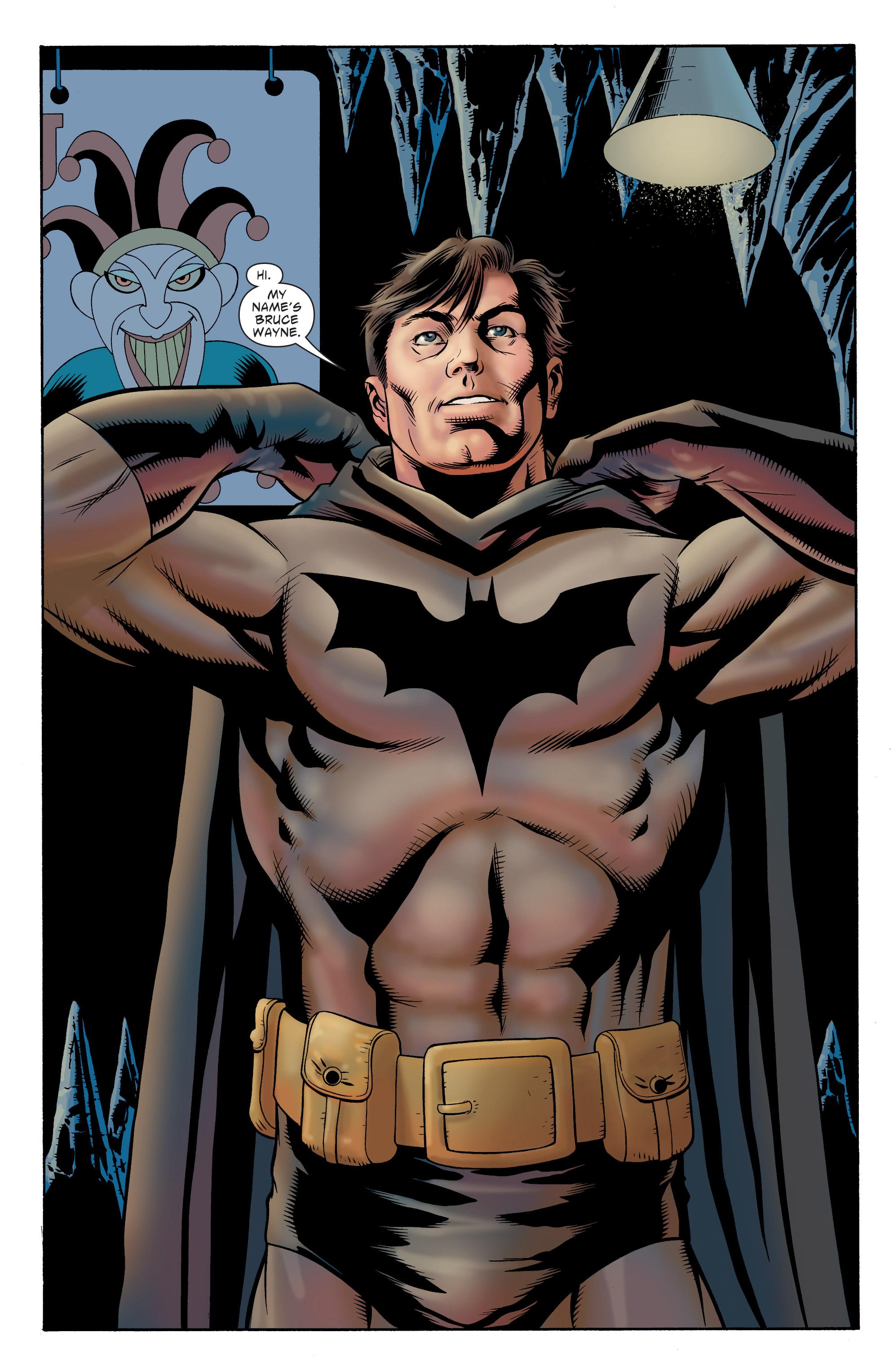 Read online Batman: The Widening Gyre comic -  Issue #6 - 42