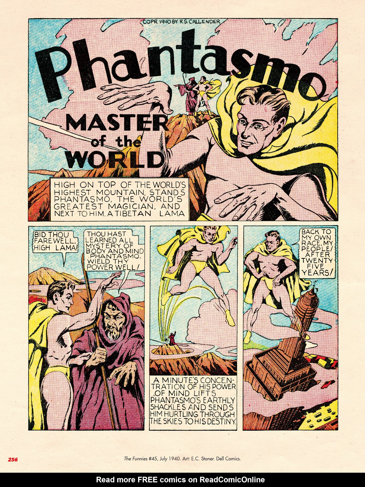 Read online Super Weird Heroes comic -  Issue # TPB 1 (Part 3) - 56