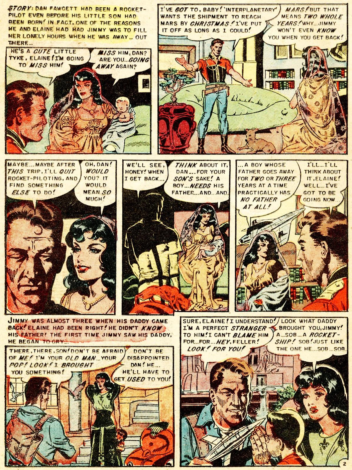 Weird Fantasy (1951) issue 13 - Page 22