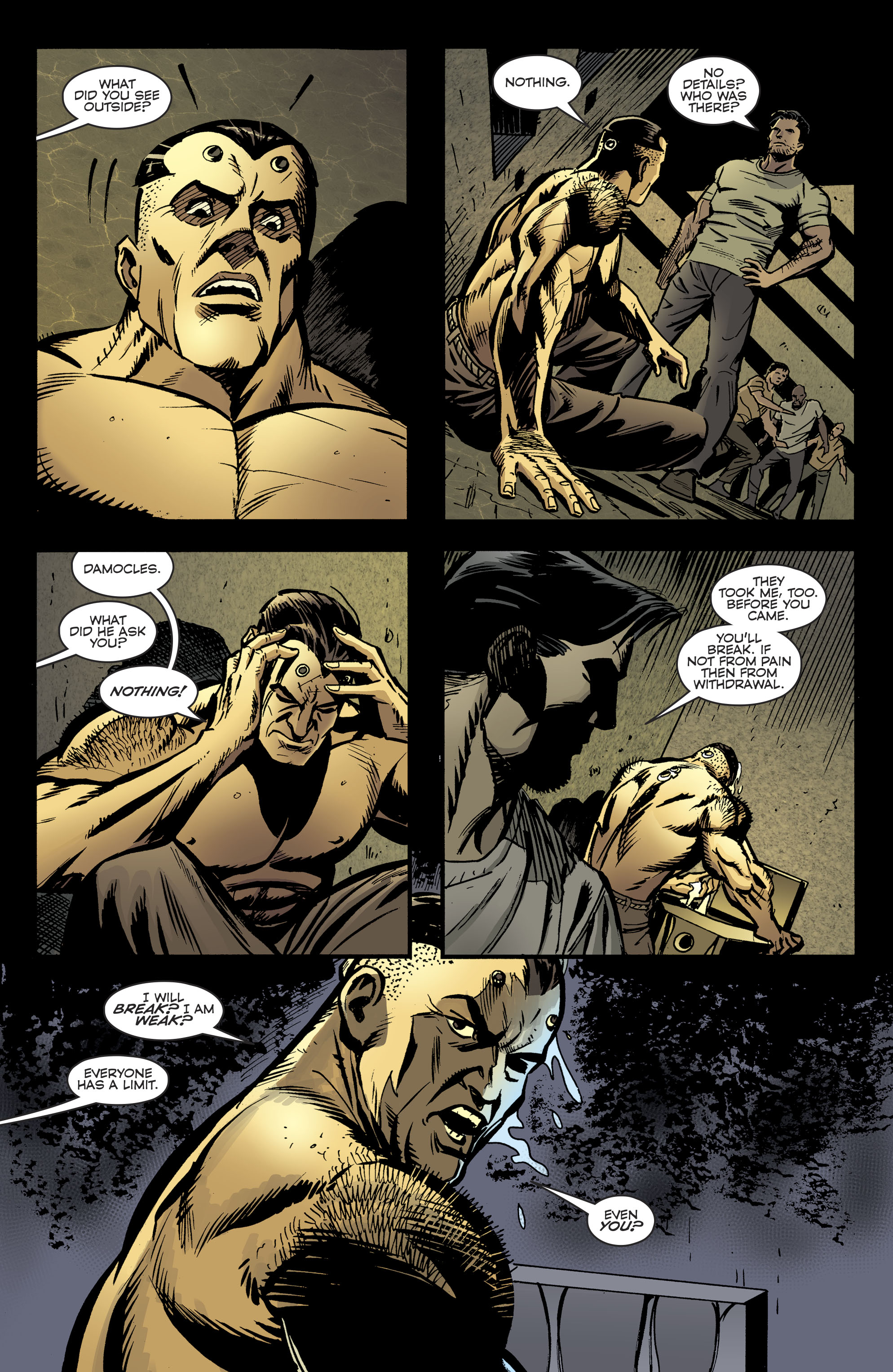 Read online Bane: Conquest comic -  Issue #2 - 15
