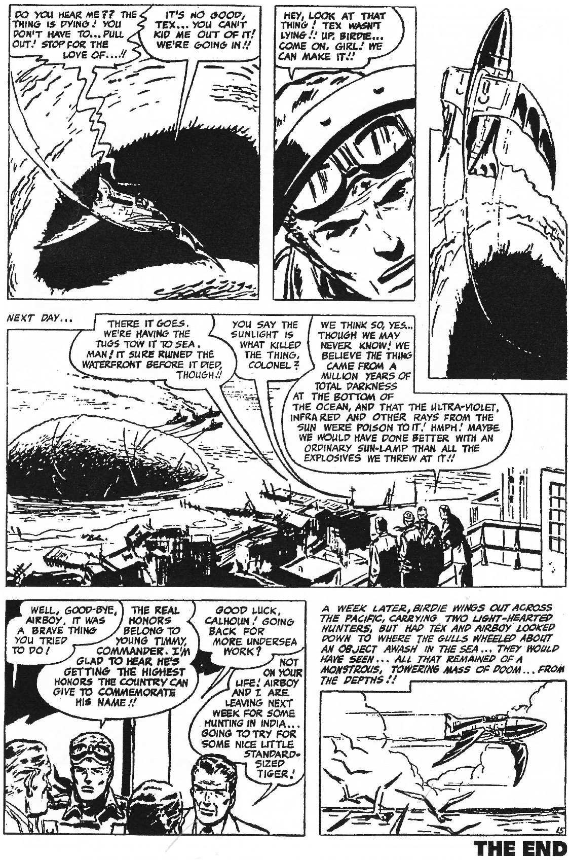 Read online Men of Mystery Comics comic -  Issue #57 - 41