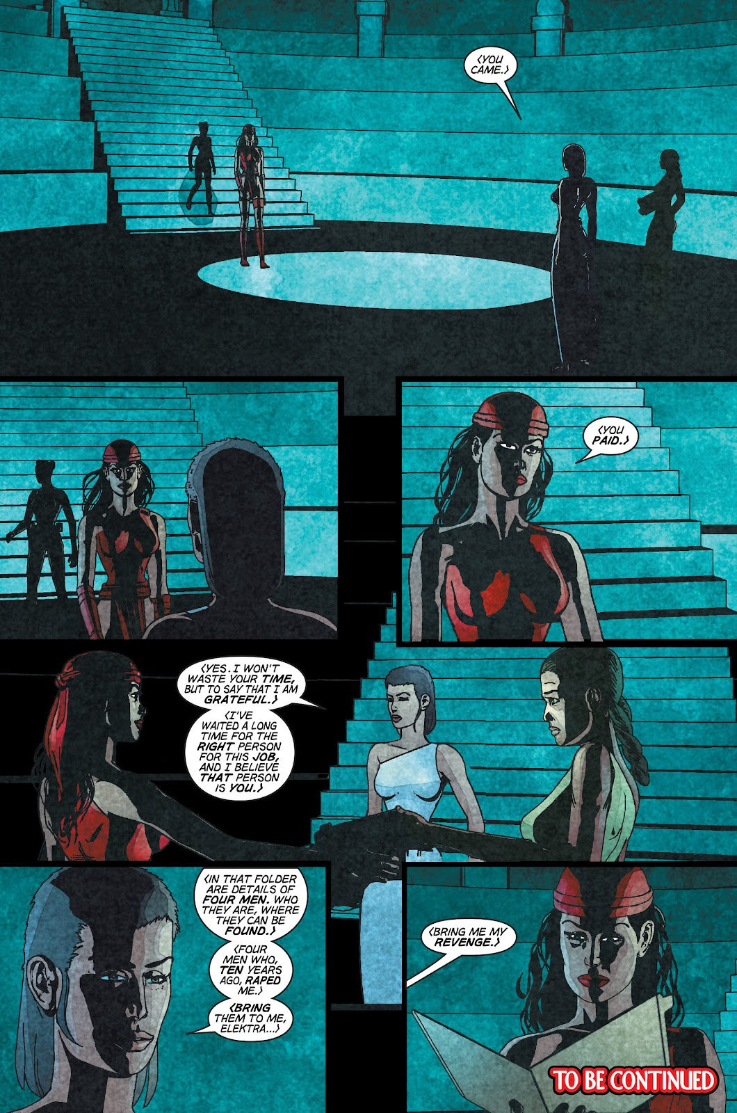 Read online Elektra (2001) comic -  Issue # _TPB Elektra by Greg Rucka Ultimate Collection (Part 1) - 26
