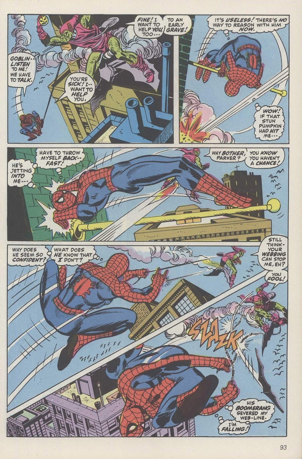 The Amazing Spider-Man (1979) issue TPB - Page 95