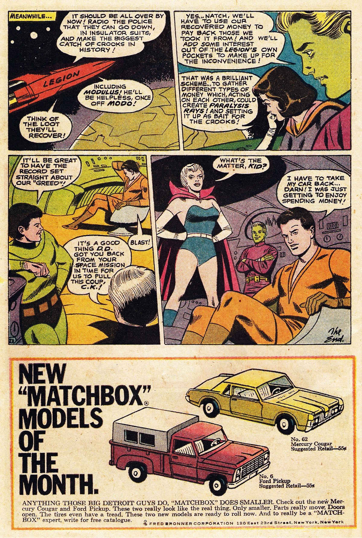 Read online Adventure Comics (1938) comic -  Issue #377 - 32