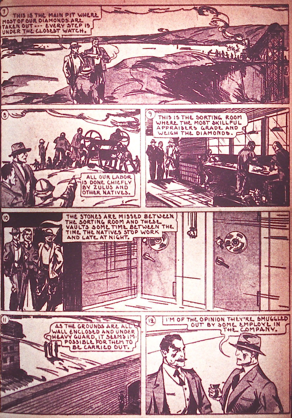 Detective Comics (1937) 6 Page 16
