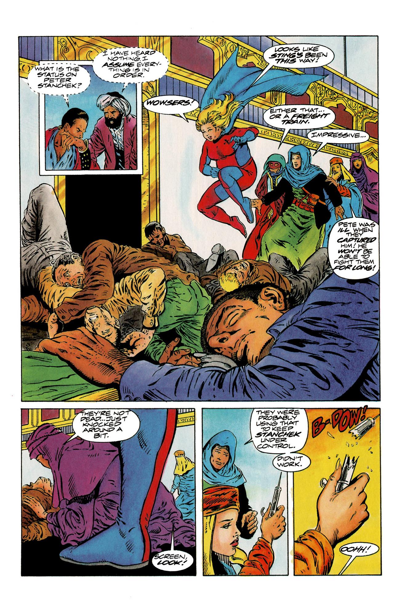 Read online Harbinger (1992) comic -  Issue #20 - 13