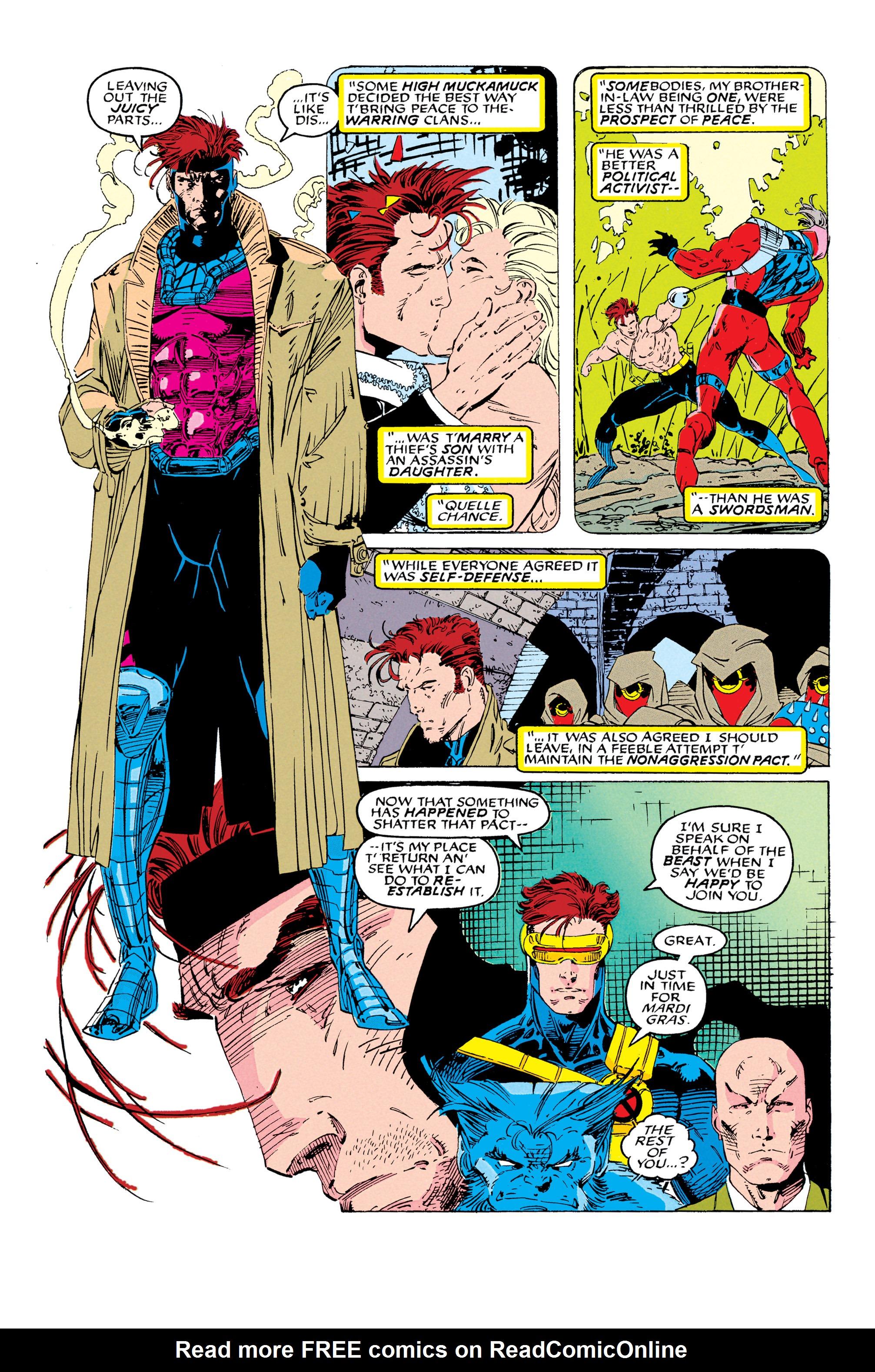 X-Men (1991) 8 Page 18