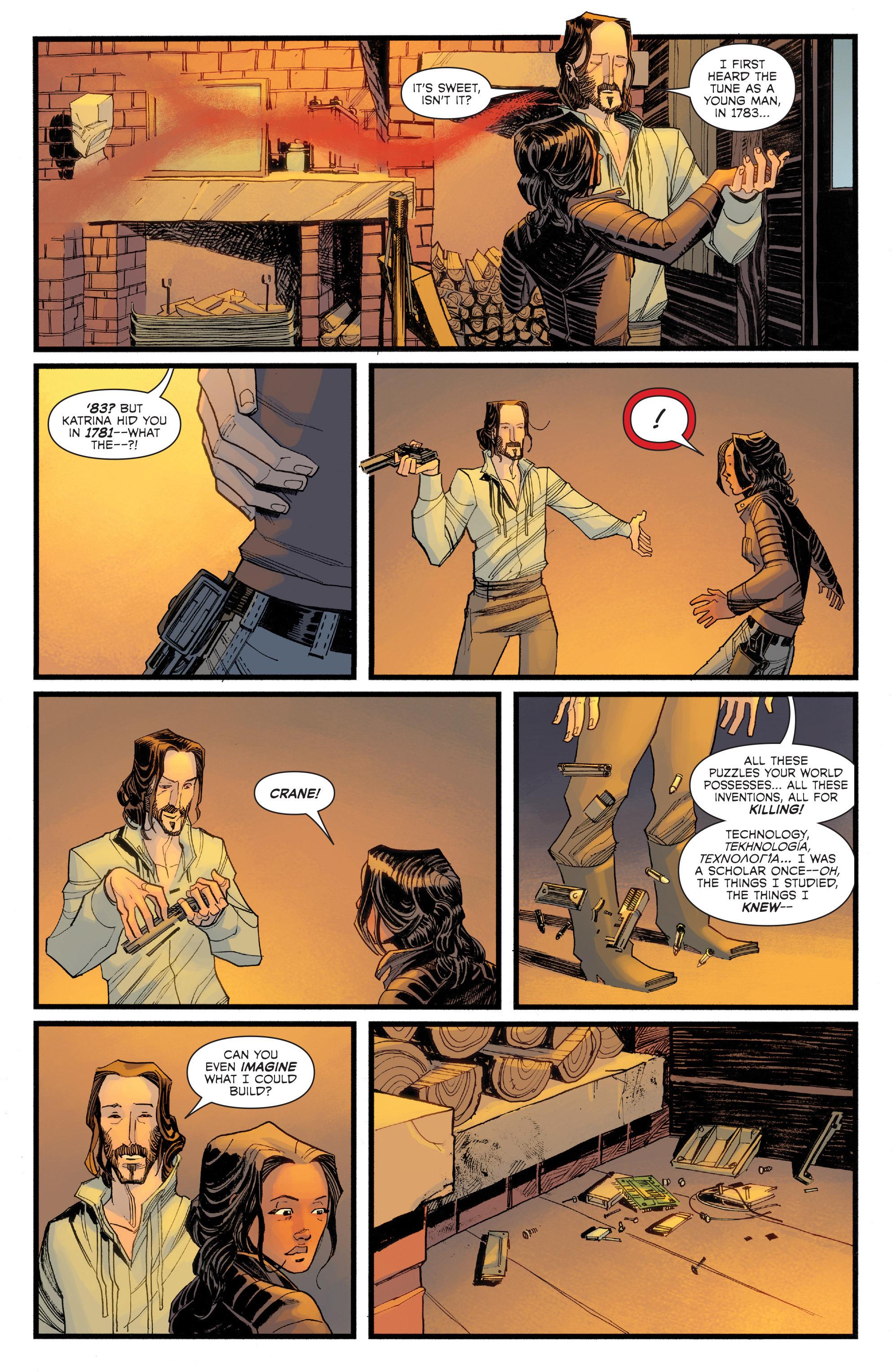 Read online Sleepy Hollow (2014) comic -  Issue #2 - 12