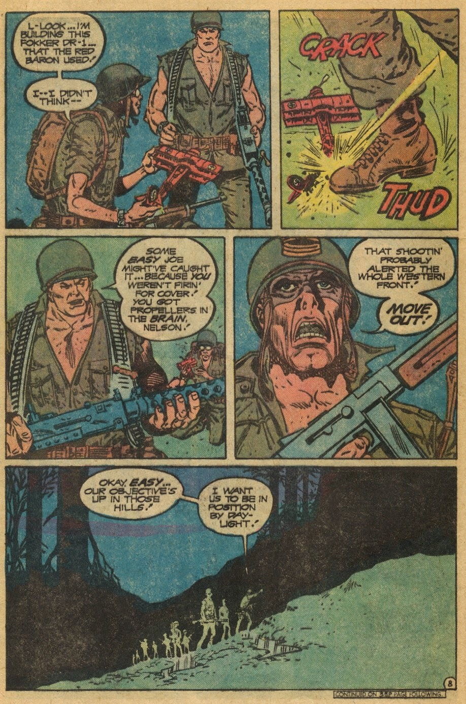 Read online Sgt. Rock comic -  Issue #341 - 9