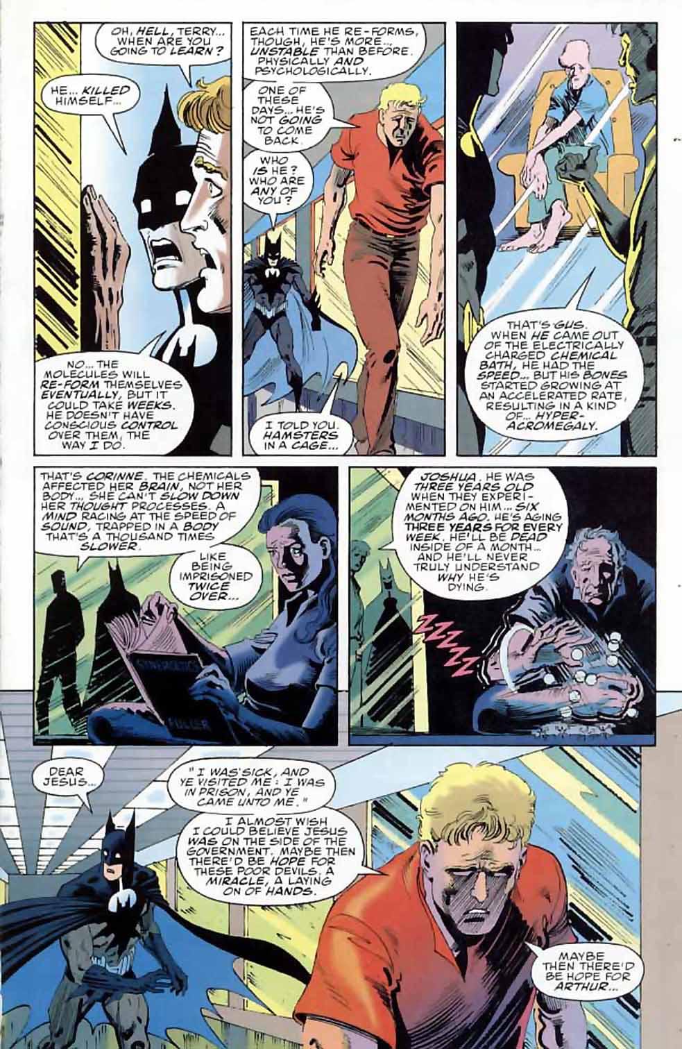Read online Batman: Holy Terror comic -  Issue # Full - 28