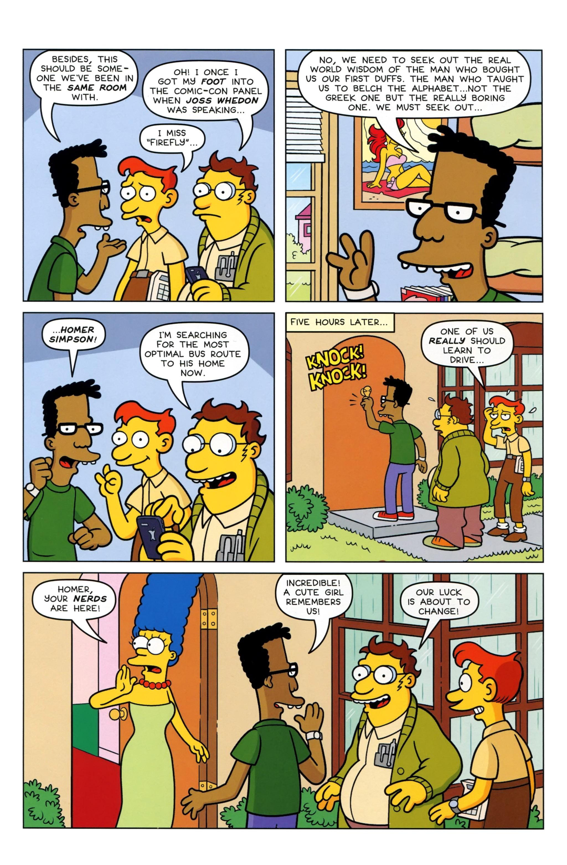Read online Simpsons Comics Presents Bart Simpson comic -  Issue #97 - 5