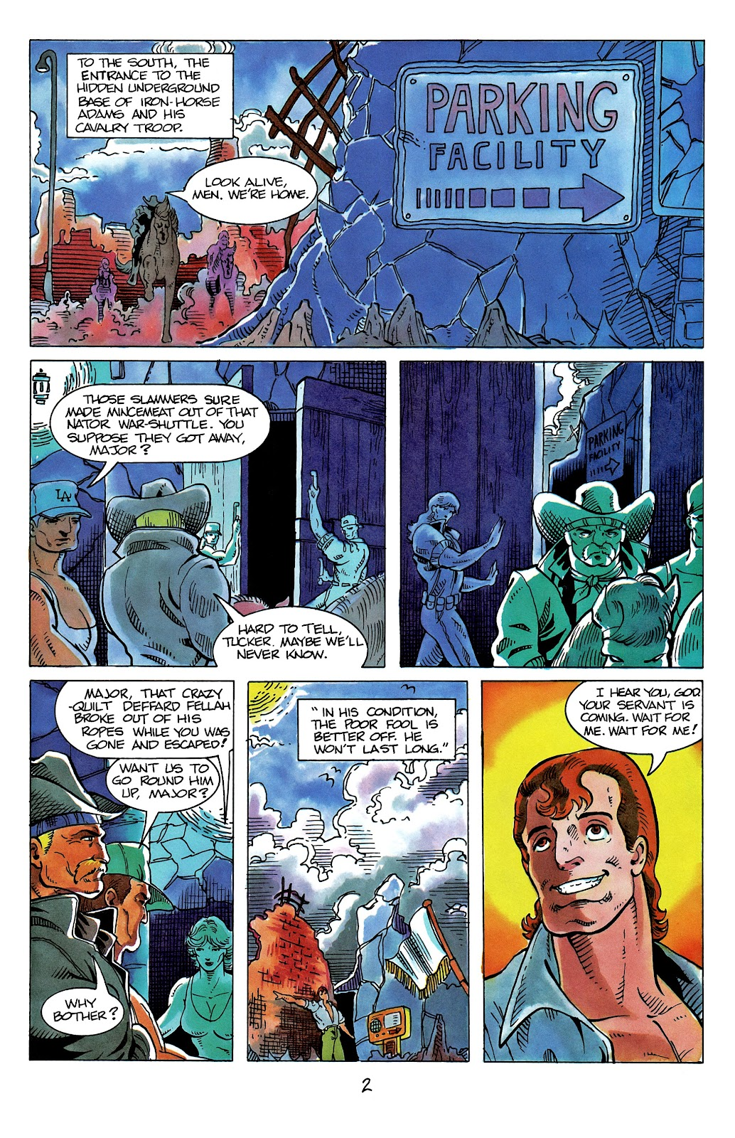 The Terminator (1988) issue 11 - Page 4