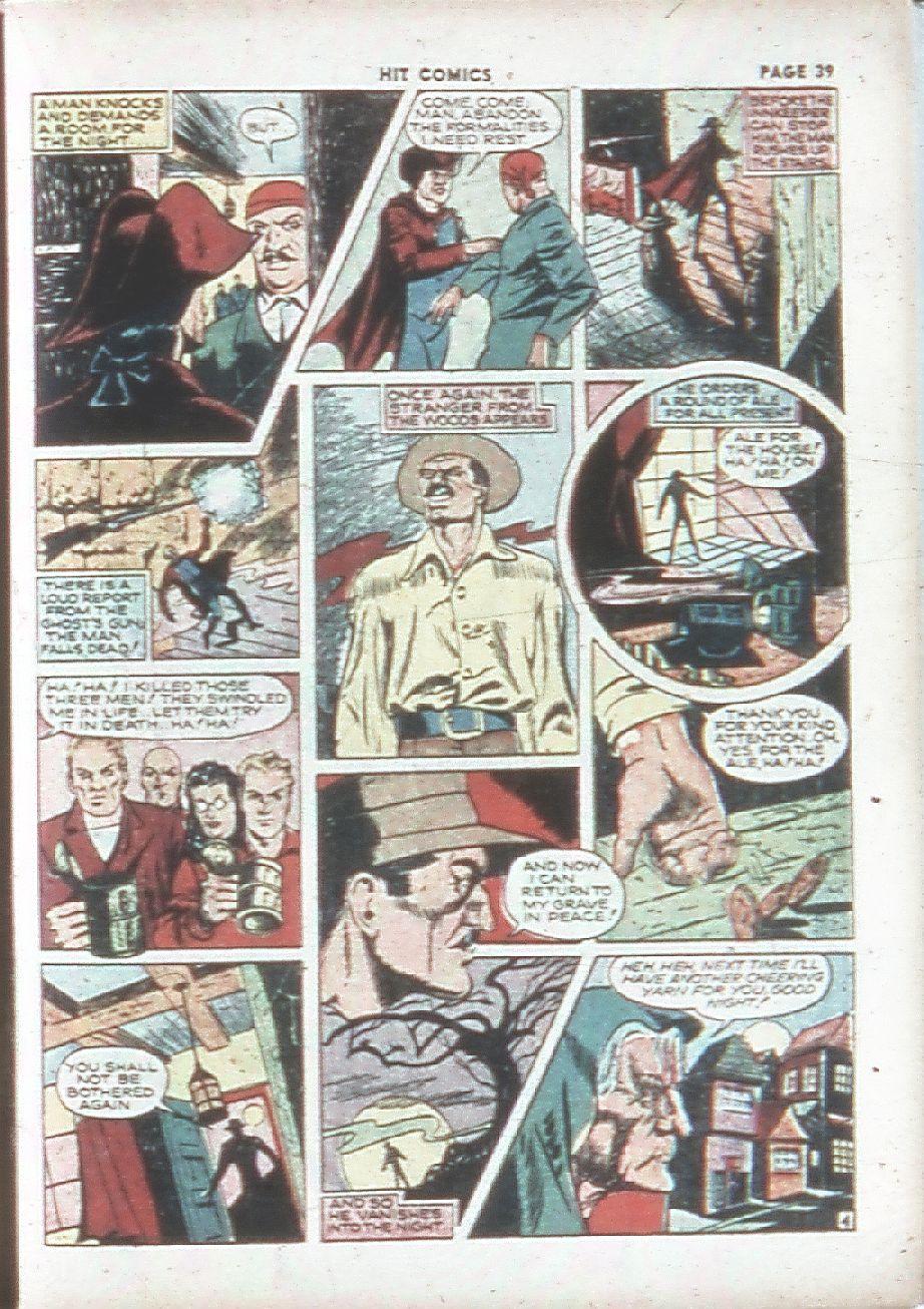 Read online Hit Comics comic -  Issue #7 - 41