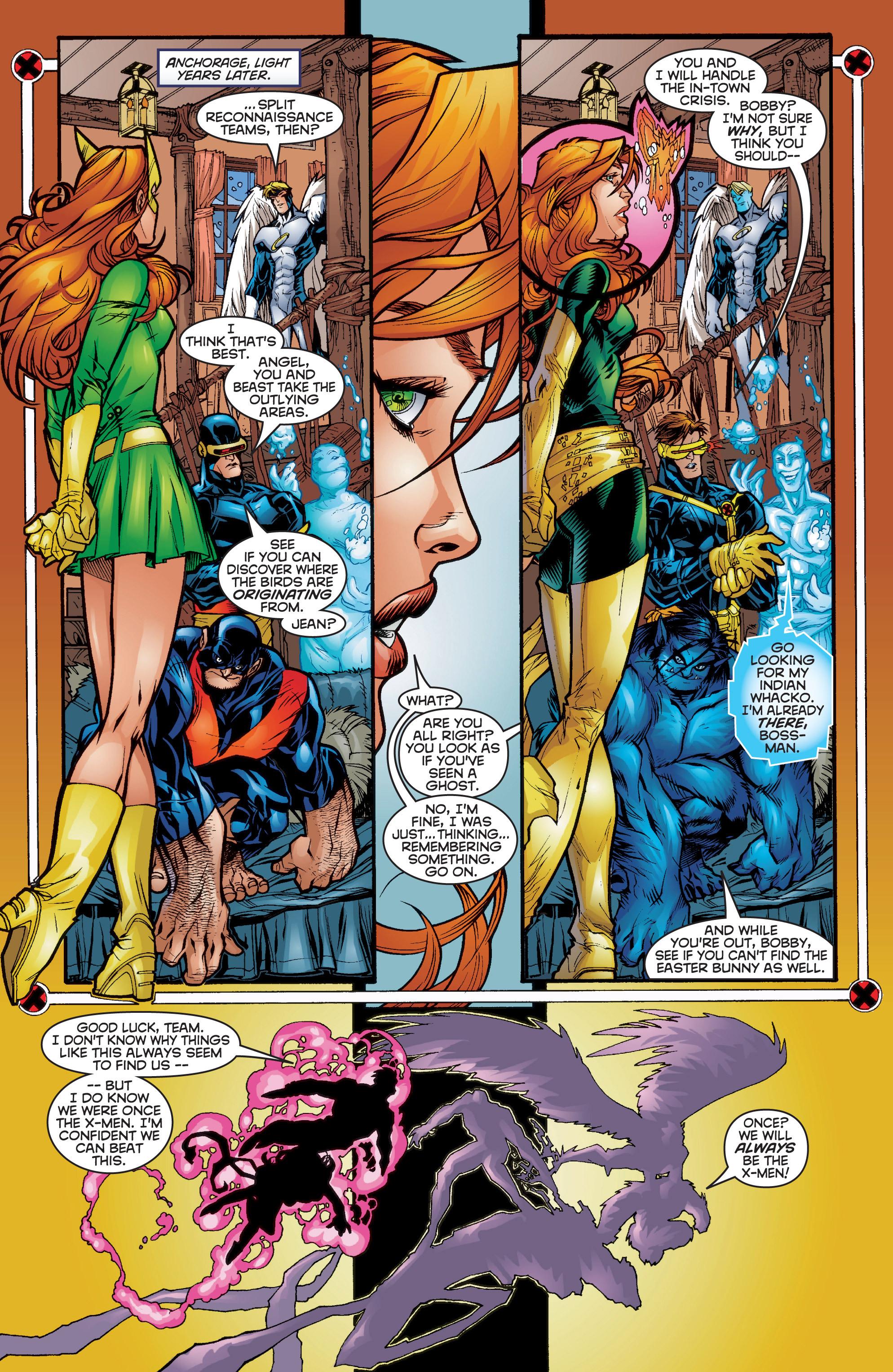 Read online Uncanny X-Men (1963) comic -  Issue #357 - 14