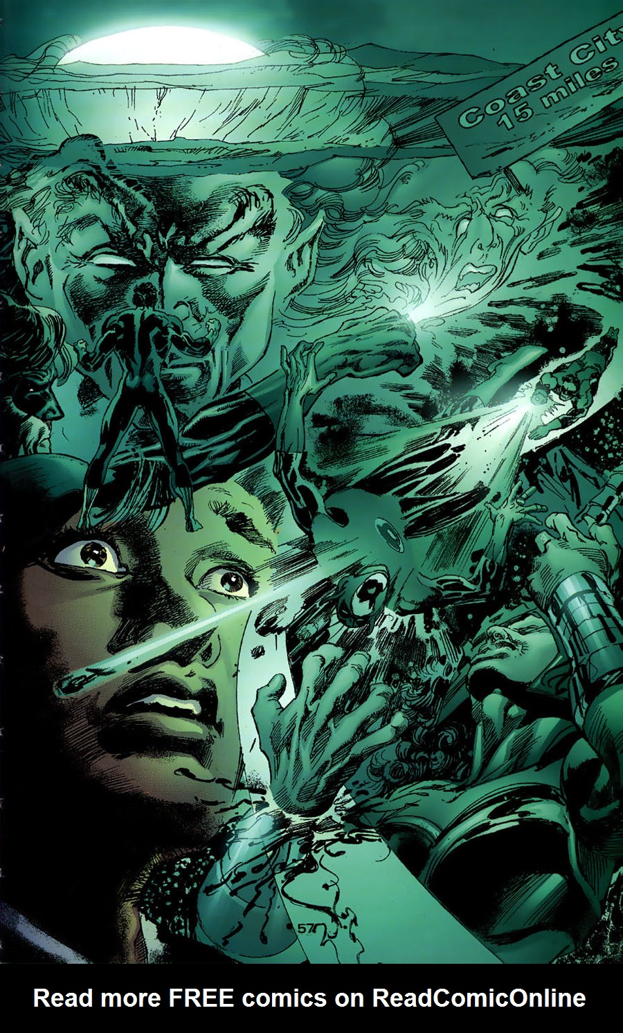 Read online Green Lantern: Legacy: The Last Will and Testament of Hal Jordan comic -  Issue # TPB - 62