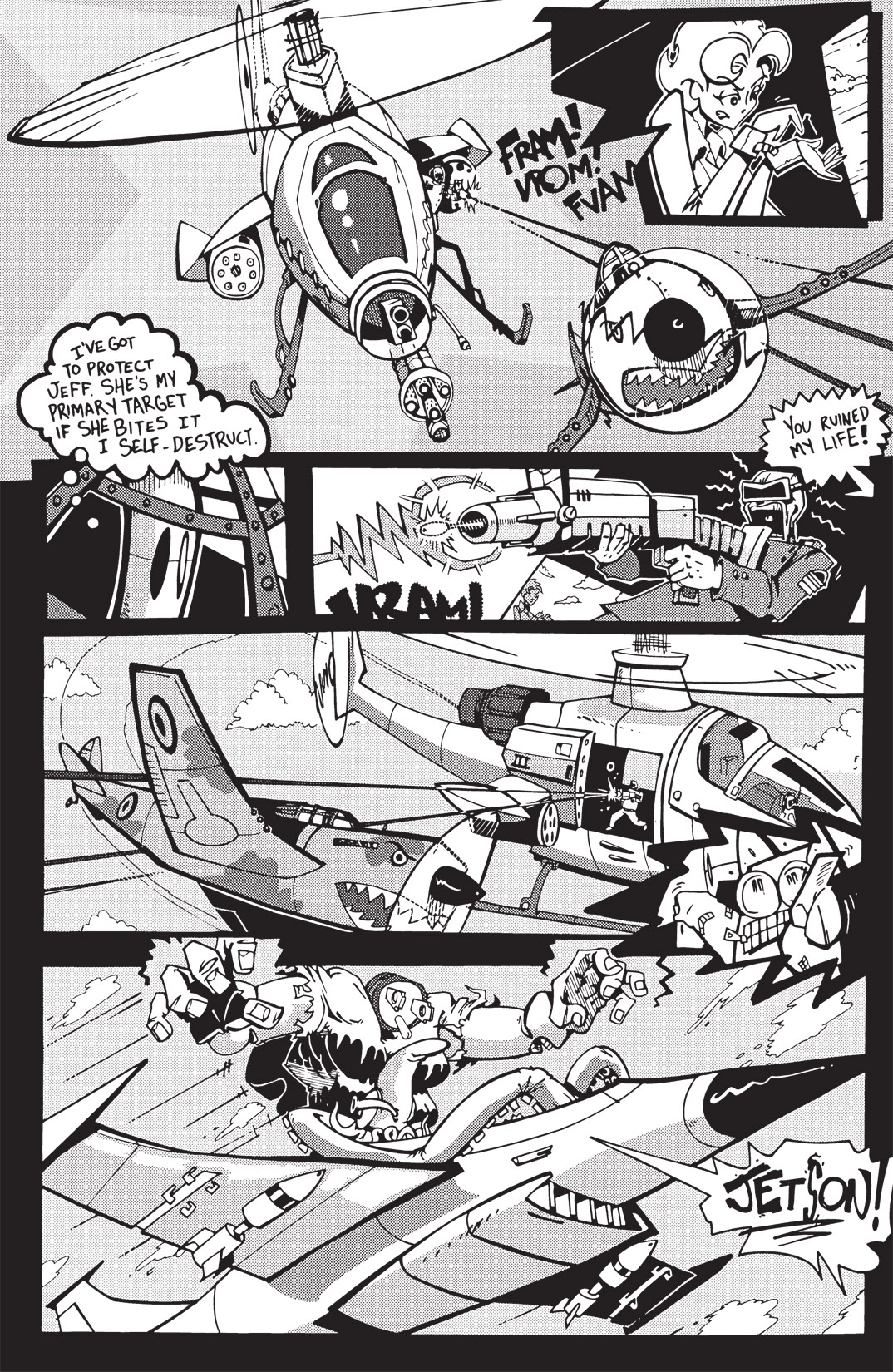 Read online Scud: The Disposable Assassin: The Whole Shebang comic -  Issue # TPB (Part 2) - 250