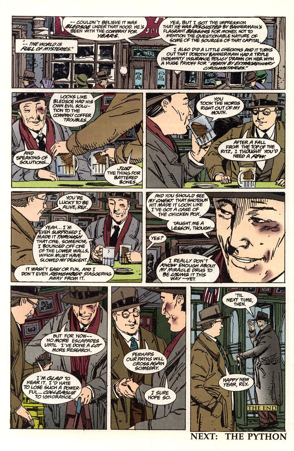 Sandman Mystery Theatre issue 32 - Page 24