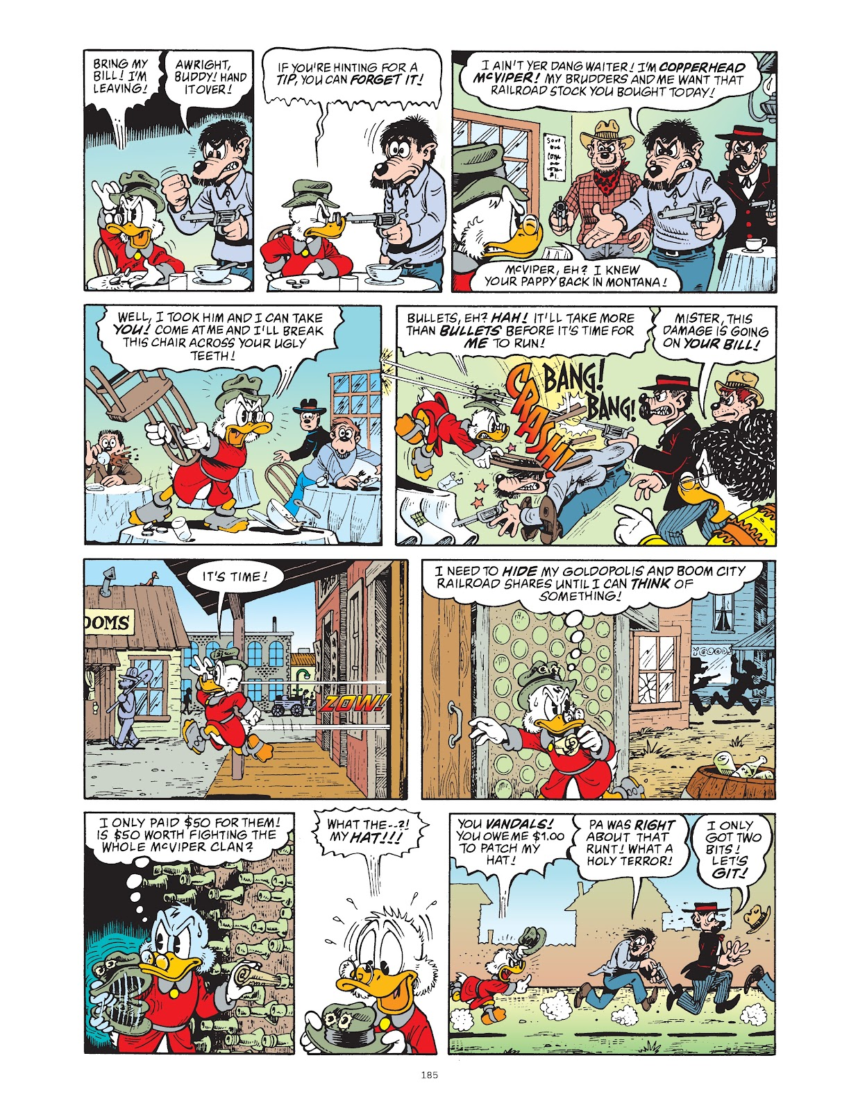 Read online The Complete Life and Times of Scrooge McDuck comic -  Issue # TPB 1 (Part 2) - 80