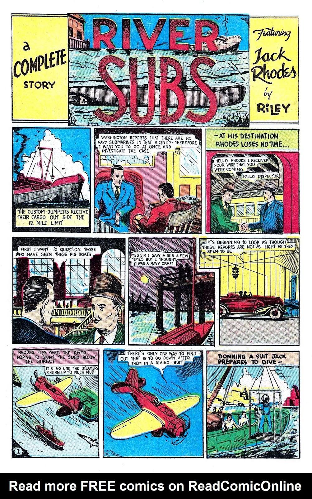 Amazing Man Comics issue 5 - Page 18