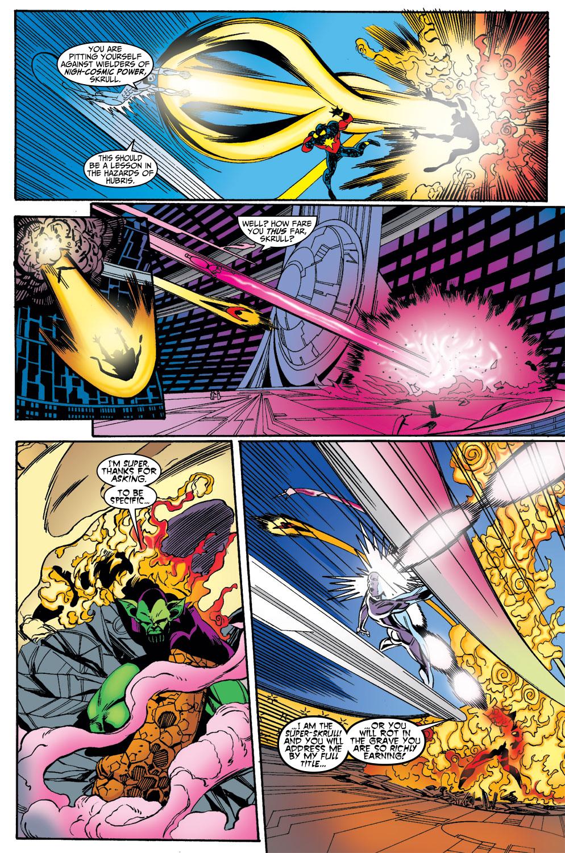 Captain Marvel (1999) Issue #10 #11 - English 17