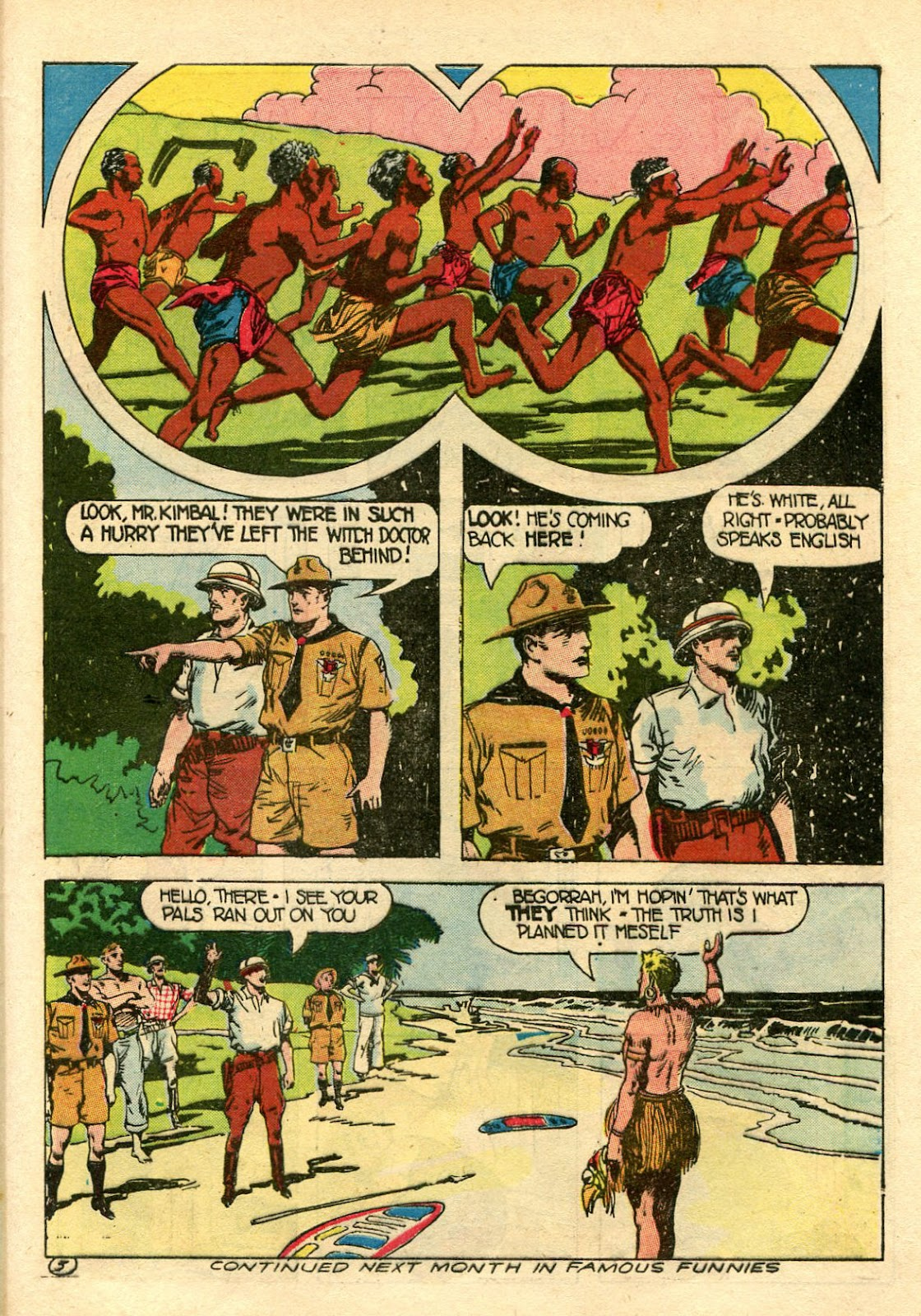 Read online Famous Funnies comic -  Issue #106 - 55