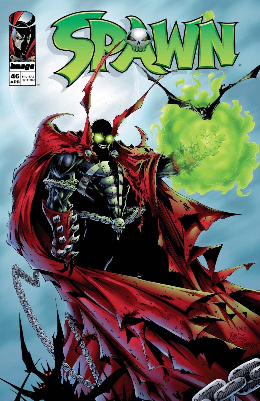 Spawn 46 Page 1