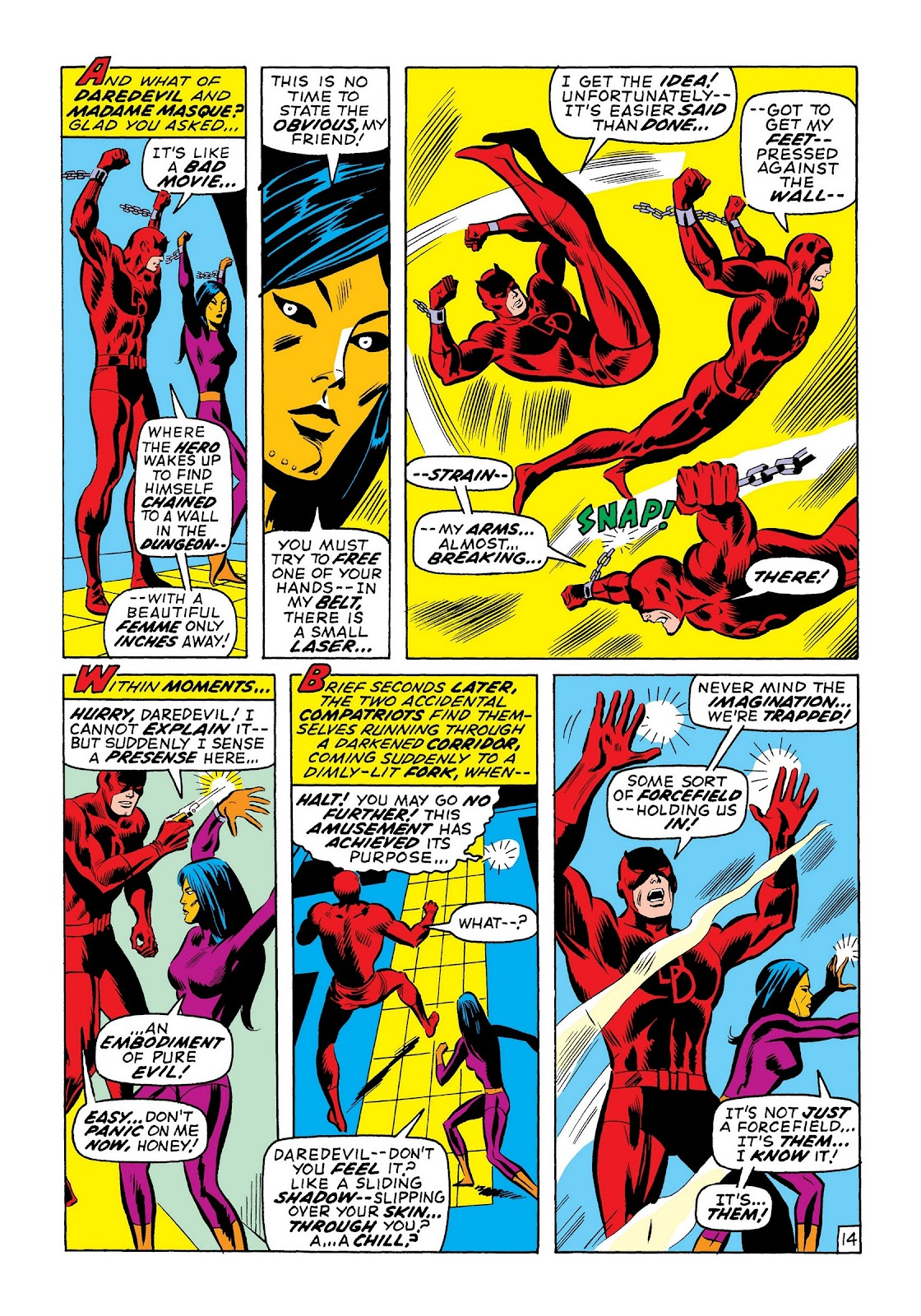 Read online Marvel Masterworks: The Invincible Iron Man comic -  Issue # TPB 7 (Part 3) - 2