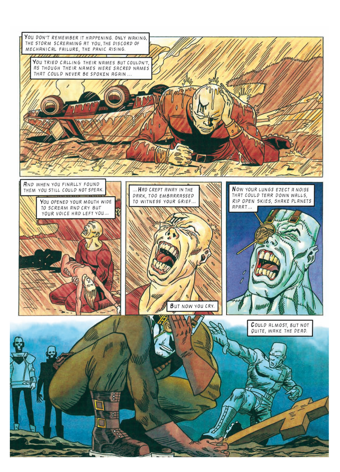 Read online The Complete Bad Company comic -  Issue # TPB - 320