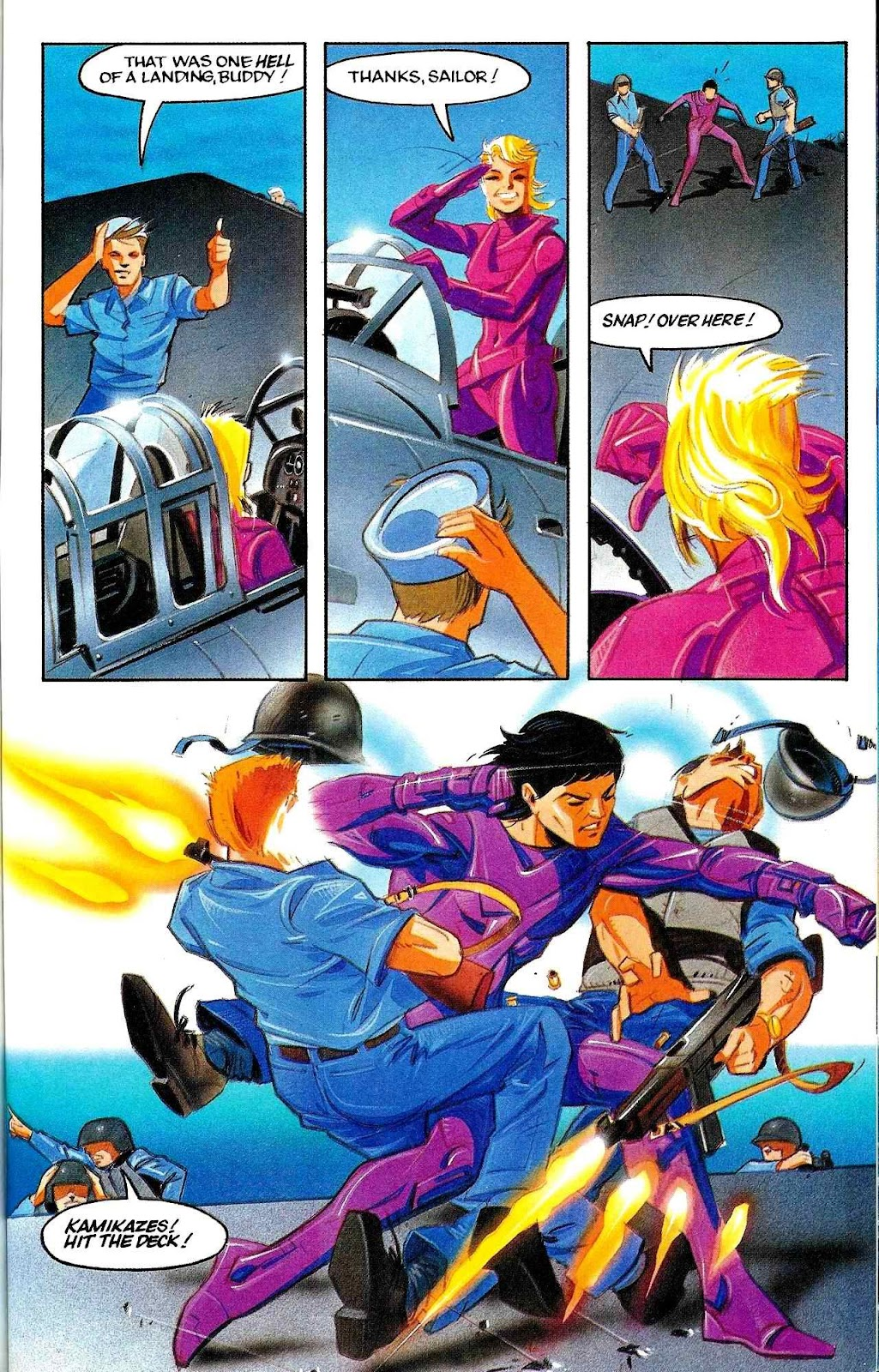 Tempus Fugitive issue 1 - Page 42