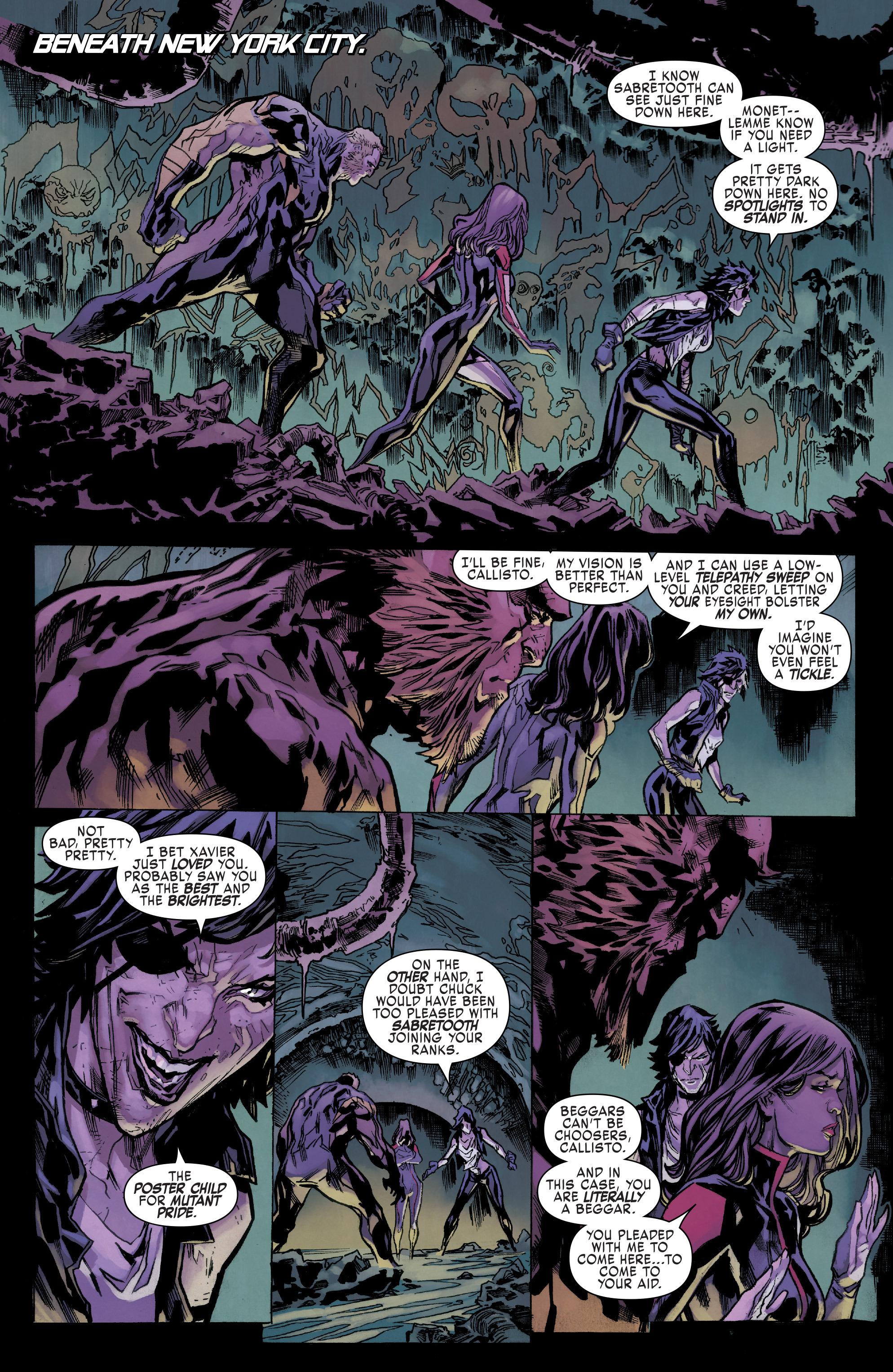 Read online Uncanny X-Men (2016) comic -  Issue #7 - 8