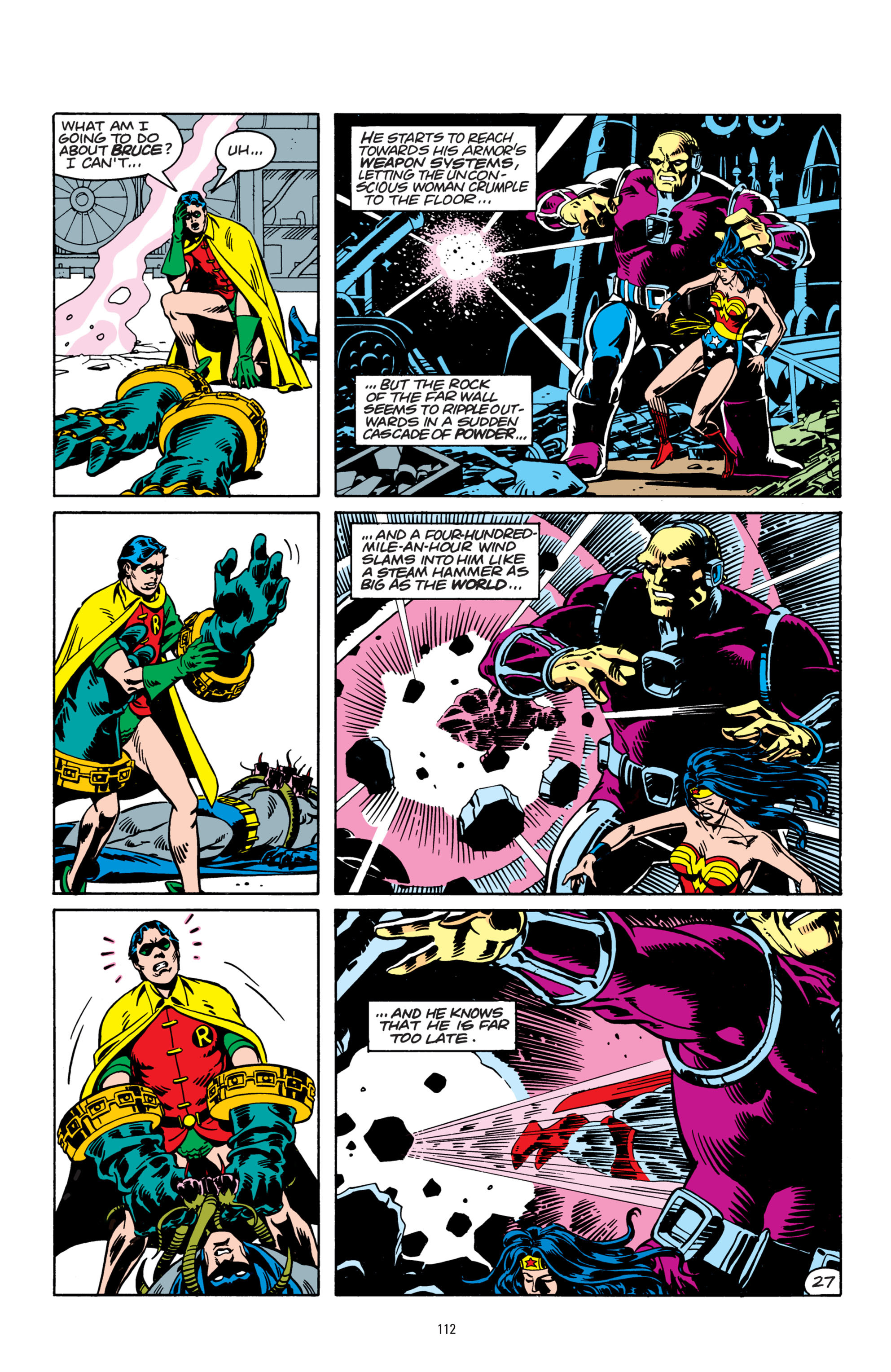 Read online Superman: Whatever Happened to the Man of Tomorrow? comic -  Issue # TPB - 111