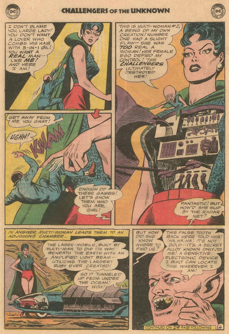 Challengers of the Unknown (1958) issue 45 - Page 8