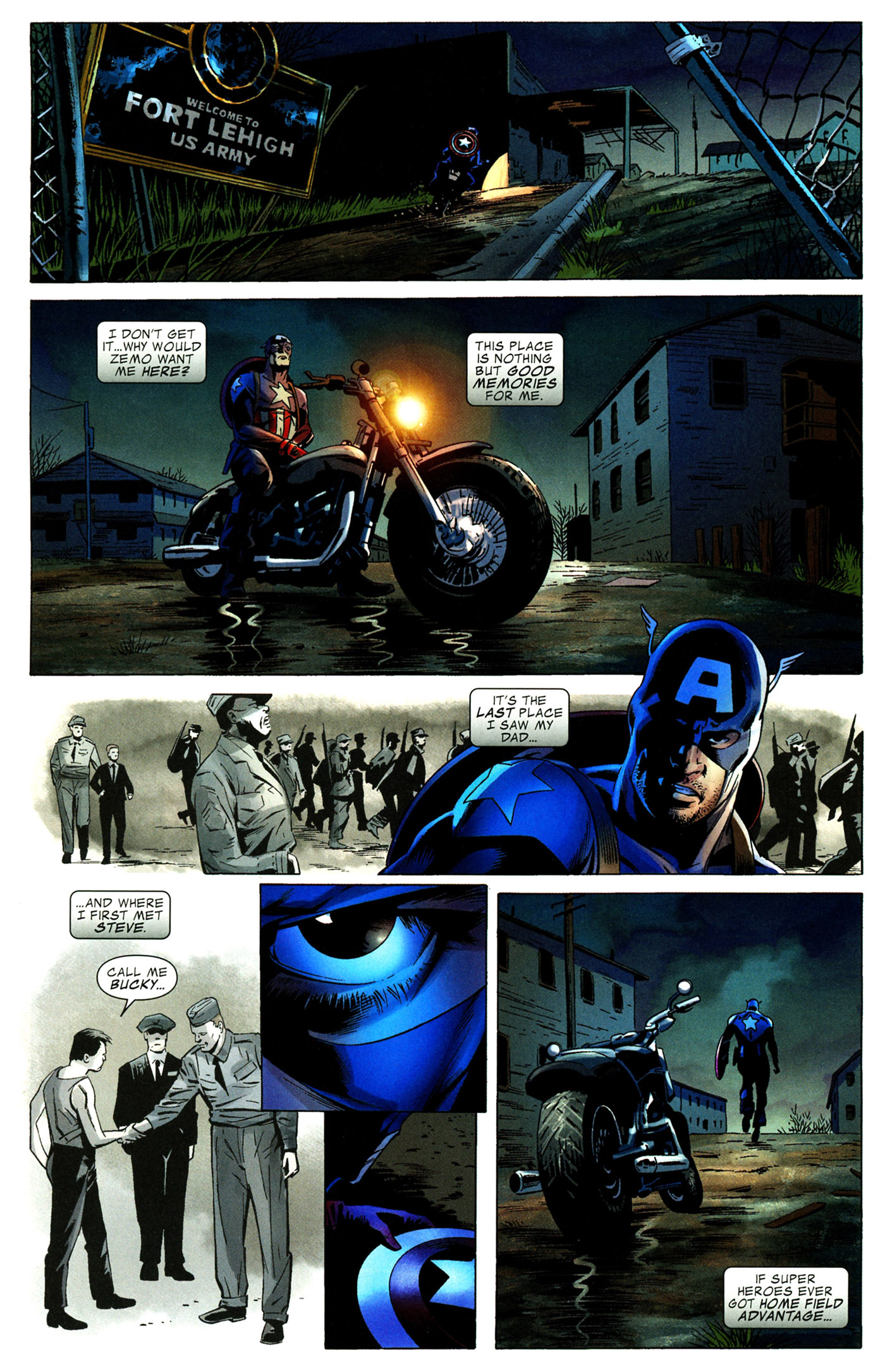 Captain America (1968) 609 Page 12