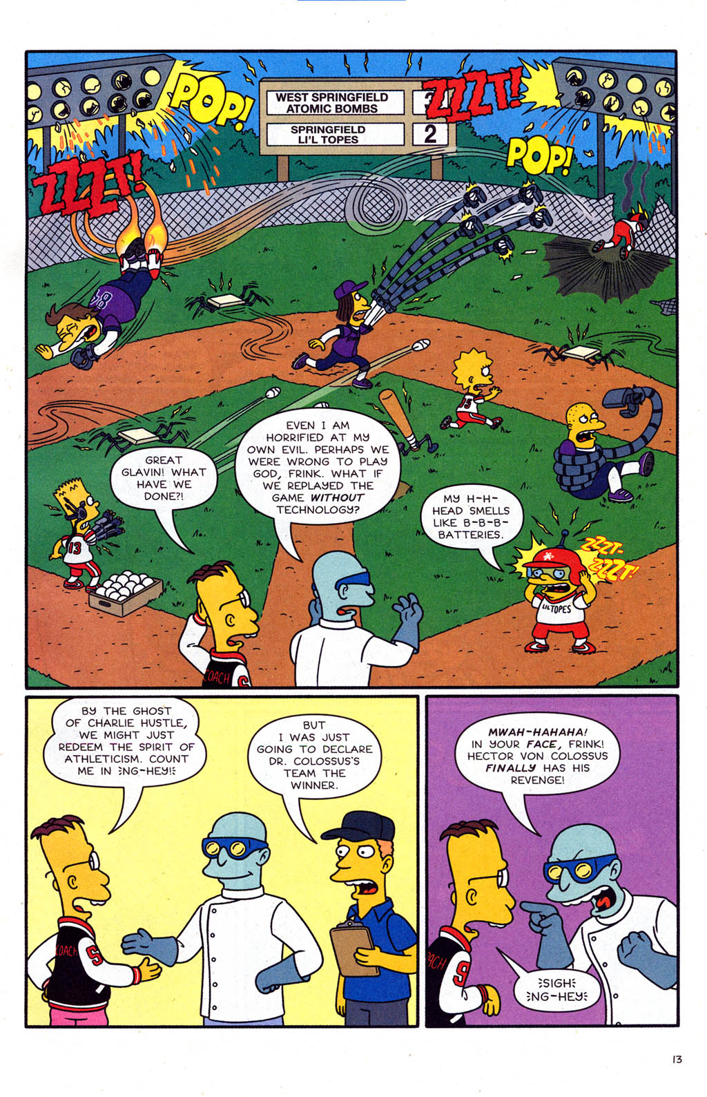 Read online Simpsons Comics Presents Bart Simpson comic -  Issue #21 - 15