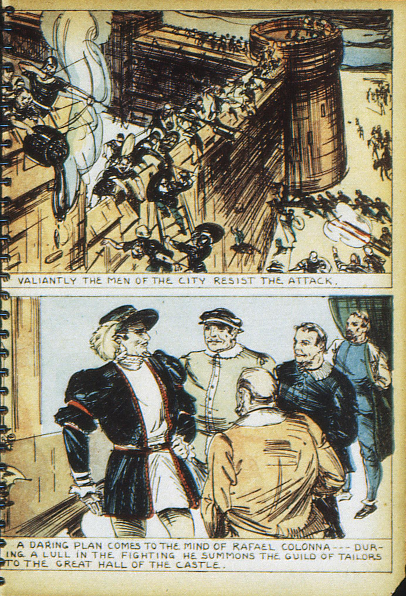 Read online Adventure Comics (1938) comic -  Issue #13 - 53